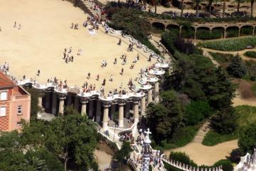 Antoni Gaudí: Park Güell 05