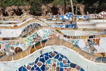 Antoni Gaudí: Park Güell 04
