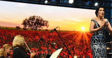 Plácido Domingo hálakoncert 19