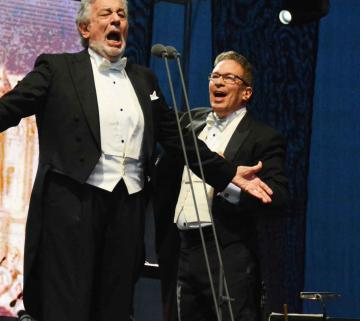 Plácido Domingo hálakoncert 25