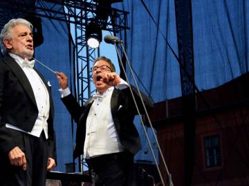Plácido Domingo hálakoncert 12