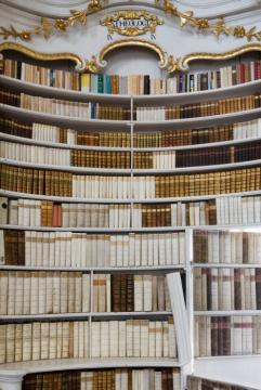 Az admonti bencés apátság könyvtára 07