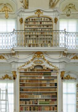 Az admonti bencés apátság könyvtára 19