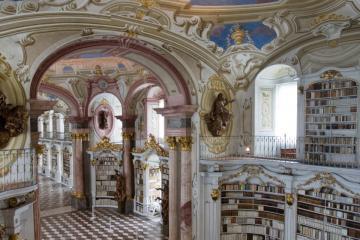 Az admonti bencés apátság könyvtára 11