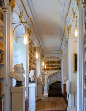 Anna Amalia Hercegnő Könyvtár 08
