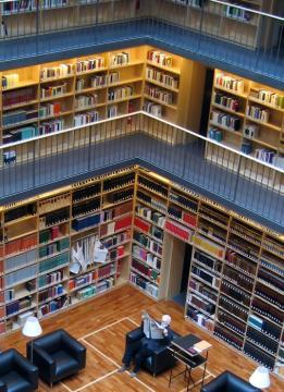 Anna Amalia Hercegnő Könyvtár 11