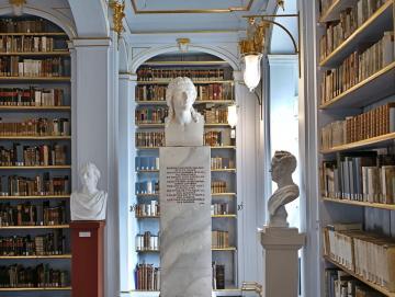 Anna Amalia Hercegnő Könyvtár 07