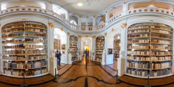 Anna Amalia Hercegnő Könyvtár 01