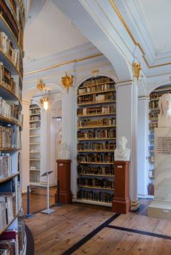 Anna Amalia Hercegnő Könyvtár 10