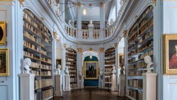 Anna Amalia Hercegnő Könyvtár 06