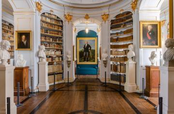 Anna Amalia Hercegnő Könyvtár 09