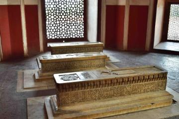 Humayun császár síremléke 20