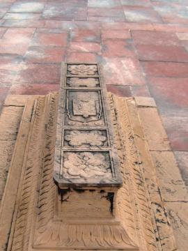 Humayun császár síremléke 14