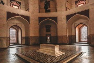 Humayun császár síremléke 04