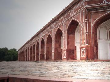 Humayun császár síremléke 16