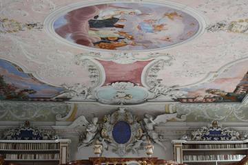 Az ottobeuren bencés apátság könyvtára 15
