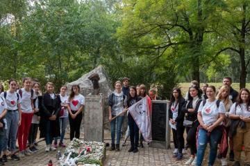 Radnóti Miklós emlékmenet 19