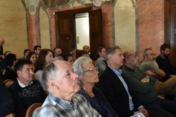 Mezővárosból megyeszékhely – Konferencia a Rómer Múzeumban 06