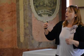 Mezővárosból megyeszékhely – Konferencia a Rómer Múzeumban 07