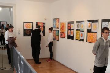 A Prohászka Iskola kiállítása a Magyar Ispitában 28