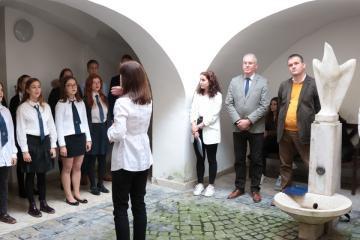 A Prohászka Iskola kiállítása a Magyar Ispitában 01