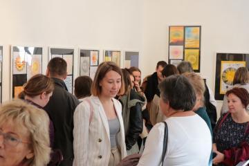 A Prohászka Iskola kiállítása a Magyar Ispitában 15